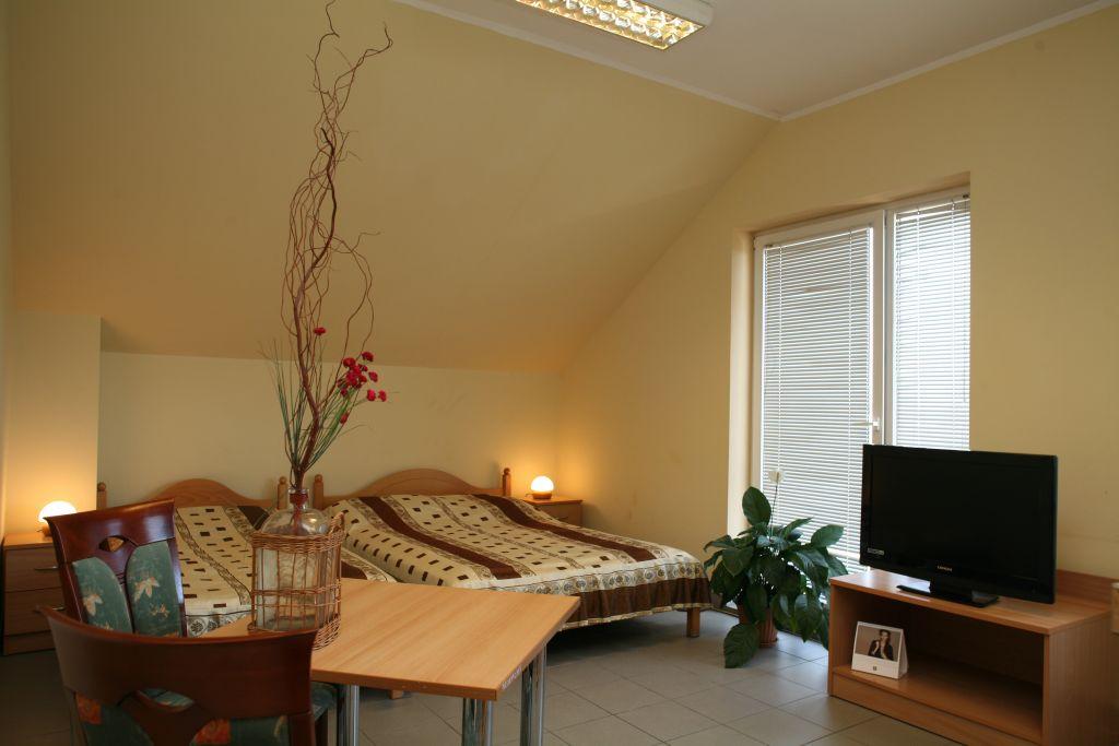 Pokoj hotelowy MOKSiR REDA 2012